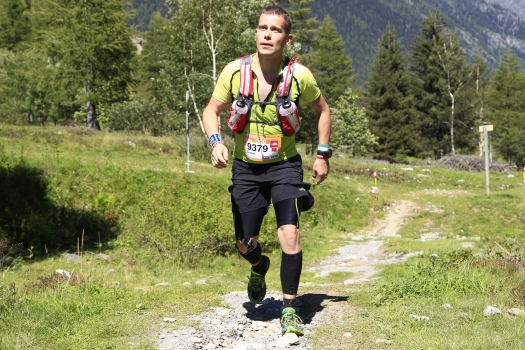 Climbing climbing climbing climbing climbing...coming out of Vallorcine
